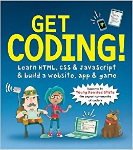 Book Review: Get Coding Kids! – Crazy Adventures in Cyber Security